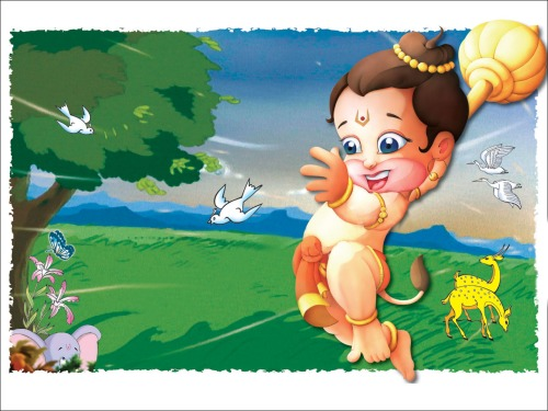 cartoon-hanuman-2