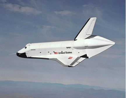 Enterprise shuttle