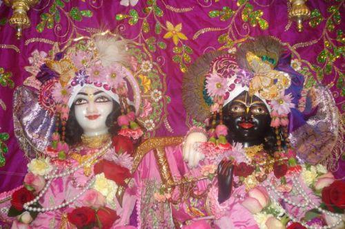 Queens Krishna Balarama 2