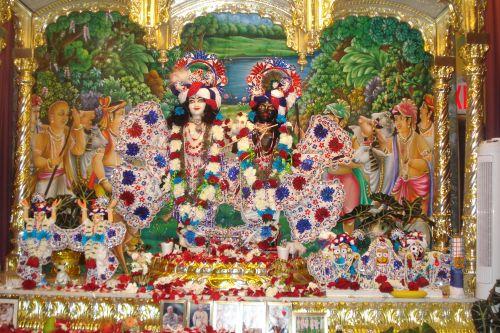 Hari Haladhari on Balarama Purnima