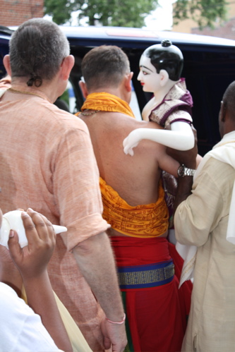 Mahesvara Carrying Balarama 2