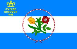 Queens flag
